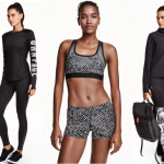 Sporty Outfits for H&M // #1