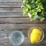 Água com limão // Benefícios