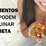 "Alimentos que podem arruinar a ""dieta"" //"