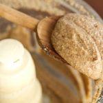 Manteiga de Amêndoa // Gluten and dairy free