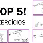 TOP 5 // Os meus preferidos