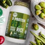 A nova geração de proteínas: vegetal //