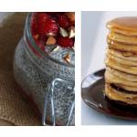B R E A K F A S T – 4 receitas p/ pequeno-almoço