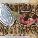 Evento simple + ceviche rosa c/ receita