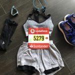A véspera da meia maratona