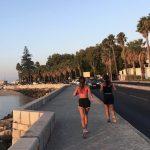 Resumo de Setembro: 1º mês de treino para a Maratona.